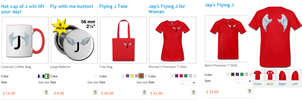 The Jepray Flying J collection by TTSnim