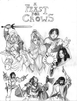 A Feast For Crows by andrewisawesome