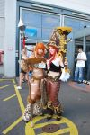 Miss Fortune and Nidalee - Support your carry ! by Galuren