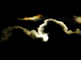 Cloud iridescence -6- by IoannisCleary
