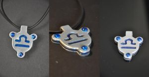 Homestuck Pendant by artistic-mosher