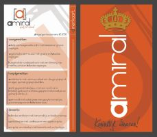 Dinercard Queensday by simoner