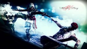 #Master Kenway by Clay-zius399