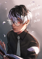 hbd haise by Afternoontm