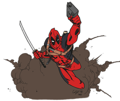 Deadpool by edCOM02