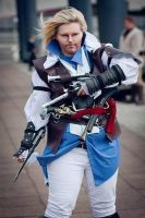 AC: Captain Kenway by xPixieSoulx