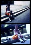 Portal 2 Cosplay: Chell by aiimeii