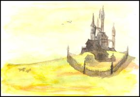 Castle by leonvw