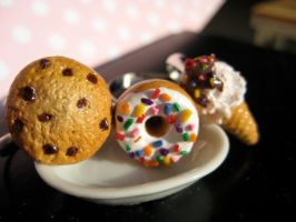 Sweets Rings by AlliesMinis