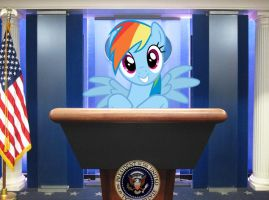 New President by normanb88