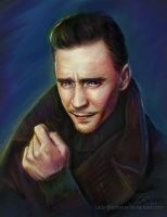 tom hiddleston by Lady-Blueberry by Lady-Blueberry