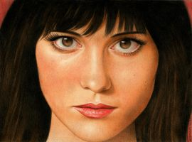 Mary Elizabeth Winstead by Somalo1