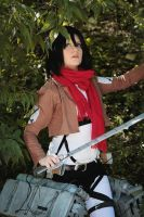 I find you,Eren - Shingeki No Kyojin by YuukiCosplayer