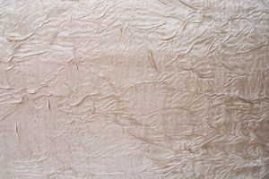 Crinkled wrinkled fabric stock by paintresseye