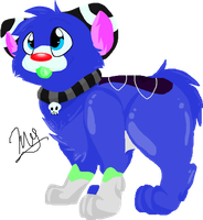 Fooru wooof by Sockune