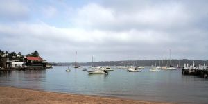 Gibson's Beach, Watson's Bay Sydney by CouchyCreature
