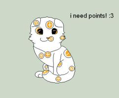 My Points Cat by DA-donar
