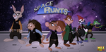 Space Runts by WaxToons