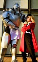 Full Metal Alchemist Cosplay by cheesymamon