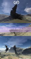 Big Rock Stock Package by Moonchilde-Stock