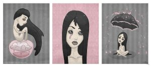 Pluviophobia by MySweetQueen