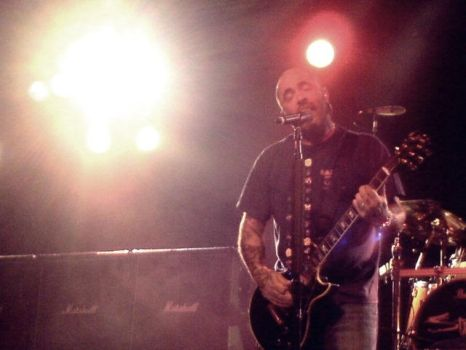 Aaron Lewis of Staind by Procyonidae