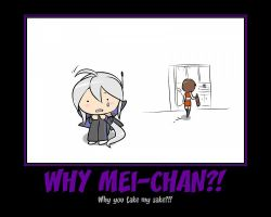 Why Mei-chan? by BookGirl02