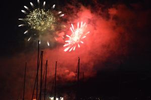 Fireworks festival 2014 to CANNES 5 by A1Z2E3R
