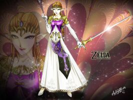 +Zelda: Come at me...+ by UNIesque