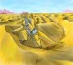 Lady of the Dunes by Lizard-of-Odd