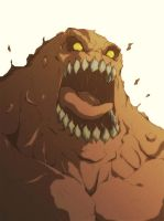 clayface colored by Anny-D