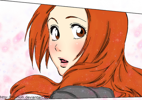 The Ravishing Orihime Inoue by ToxiLolli