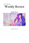 Fanatical Publishing's WEEKLY REVIEW, Issue 127 by FanaticalPublishing