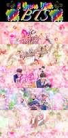 Cover Scrapbook: 4 Years with BTS by MoonyGodiva10902