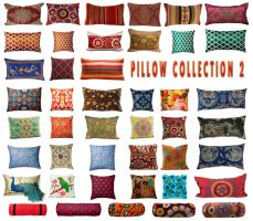 Pillow Collection 2 by amir2012