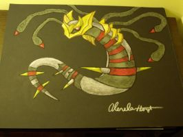 Giratina by Shadowstep990