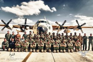 EGYPTIAN SEAL TEAM 6 (Airborne D-Day C130) by Simba-Sherif