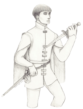 Prince Endymion Ordric of the house of Oswell by Hiro-Akemi