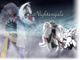 Sesshomaru Wallpaper by crazyhime