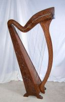 Harp1 by Nekoha-stock