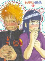 NaruHina: Shy Love by Numbuh-9