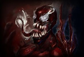 Carnage by PortraitOfInnerSelf