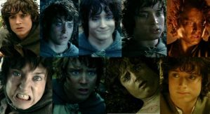 Frodo's Gallery Pt. 2 by CloudyRose06