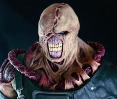 Nemessis - Resident evil 3 Nemesis by Link130890