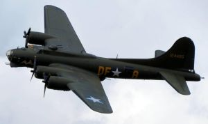 sally B , B17 by Sceptre63