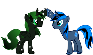 Changling Prince Thorn Brohoof (request) by ThatFatBrony