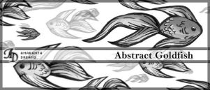 Abstract Goldfish by elestrial