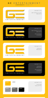 GE Entertainment Logotype by qdstudios