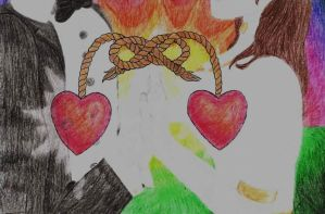 Lovers Knot by Candle-stic