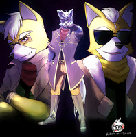 .:Star Fox - Generations:. by Kokoro-Tokoro